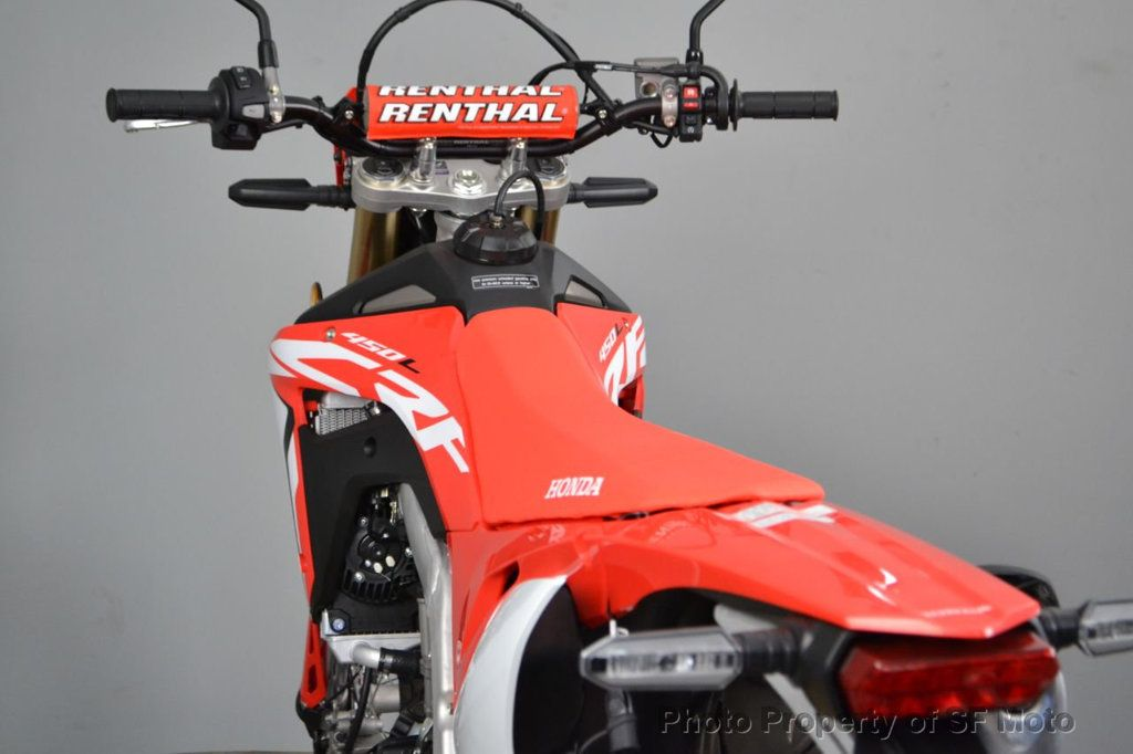 2019 Honda CRF450L In Stock Now!!! - 18156291 - 9