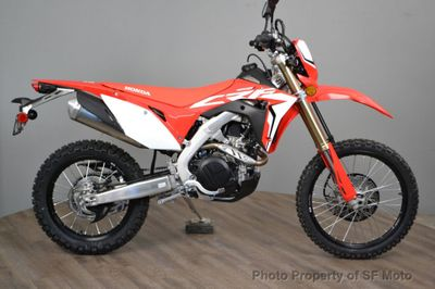 2019 Honda CRF450L In Stock Now!!! - Click to see full-size photo viewer