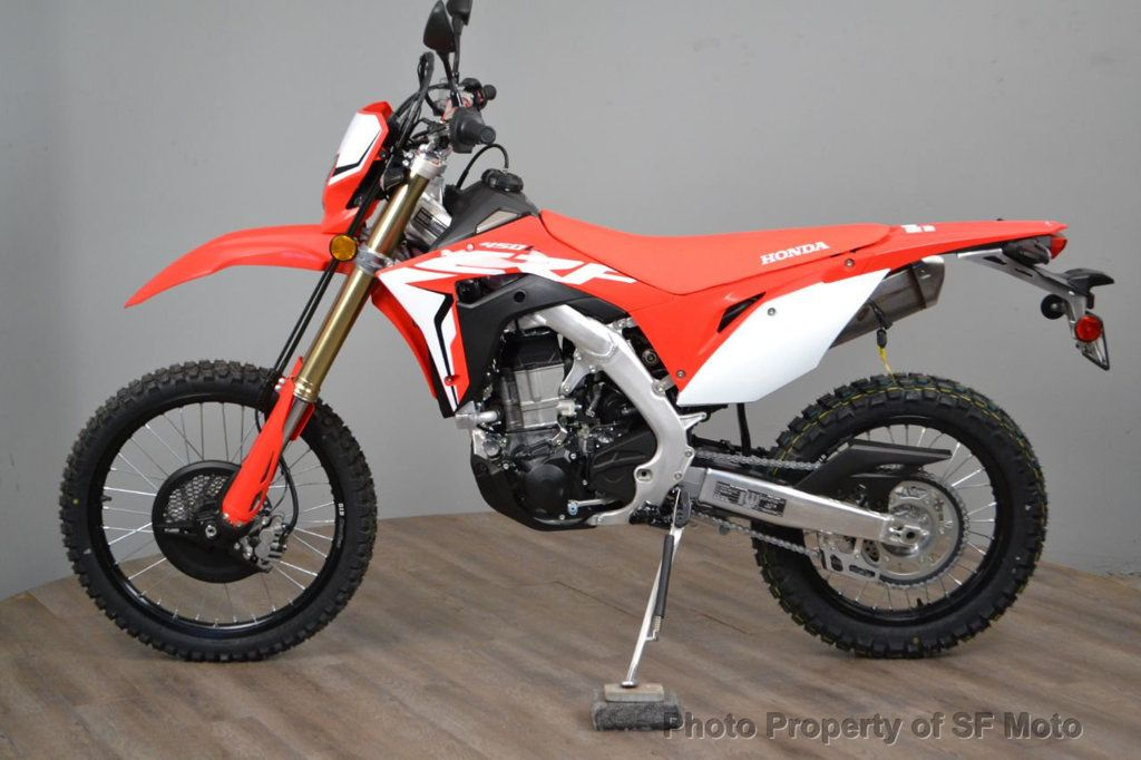 2019 Honda CRF450L In Stock Now!!! - 18156291 - 3
