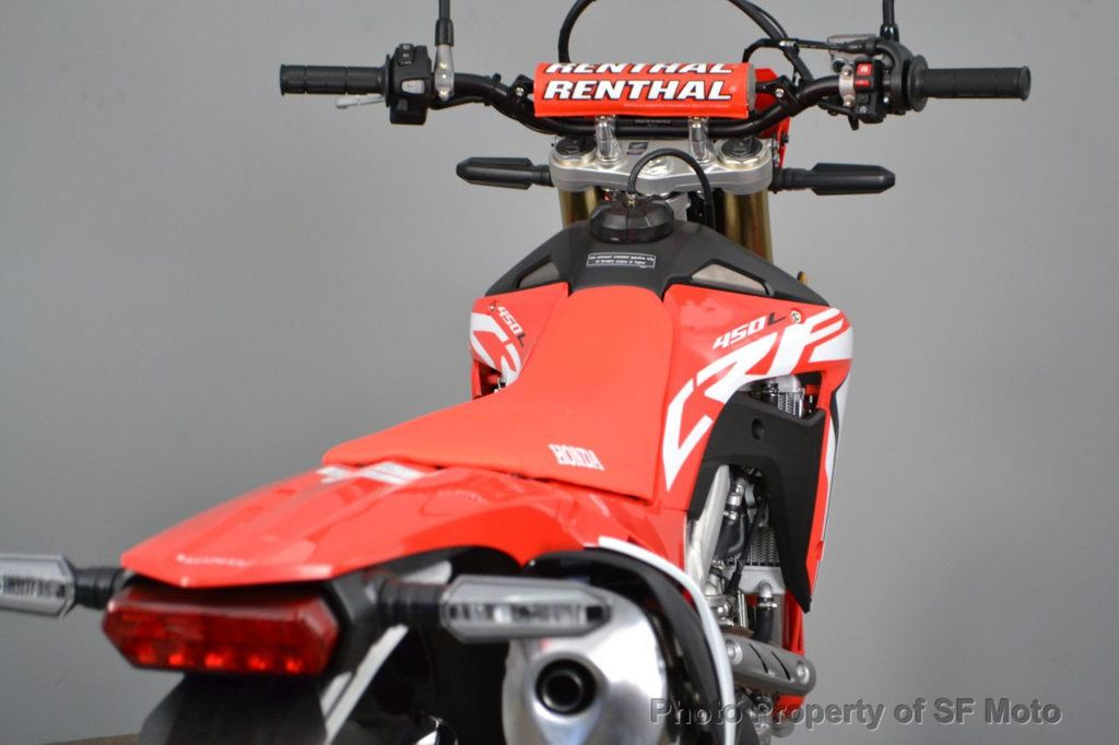 2019 Honda CRF450L In Stock Now!!! - 18156291 - 8