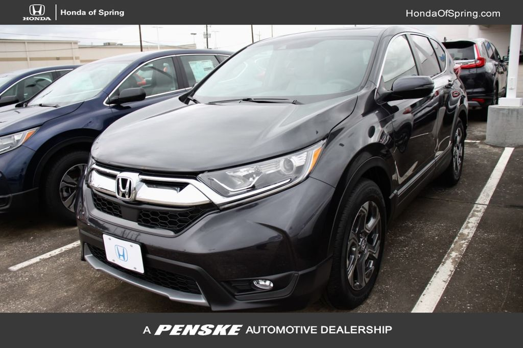 Carmack Car Capitol >> 2019 Honda Cr V Ex Gunmetal - View All Honda Car Models ...