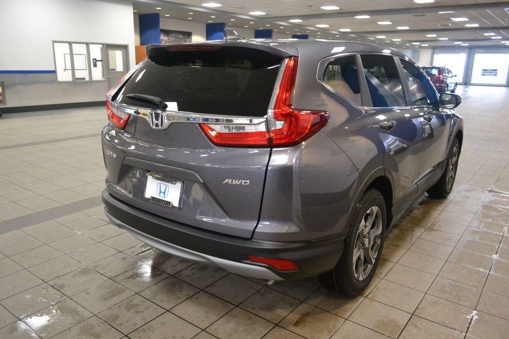 2019 Honda CR-V EX-L AWD - 18724443 - 4