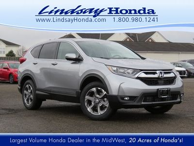 2019 Honda CR-V EX-L AWD - Click to see full-size photo viewer