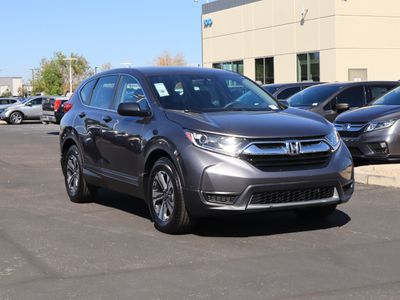 2019 Honda CR-V LX 2WD SUV - Click to see full-size photo viewer