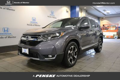 New Honda Cr V At Honda Of Mentor Serving Cleveland Euclid