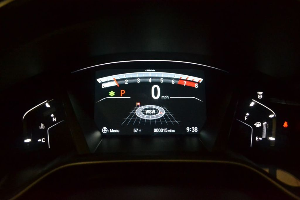 2019 Honda CR-V Touring AWD - 18644620 - 12