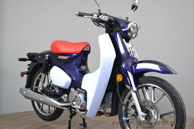 2019 HONDA Cub C125 ABS brakes - Click to see full-size photo viewer