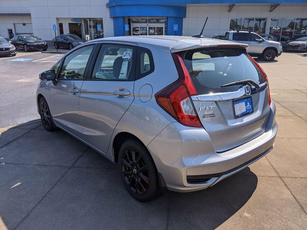 2019 Honda Fit EX CVT - 18837400 - 28