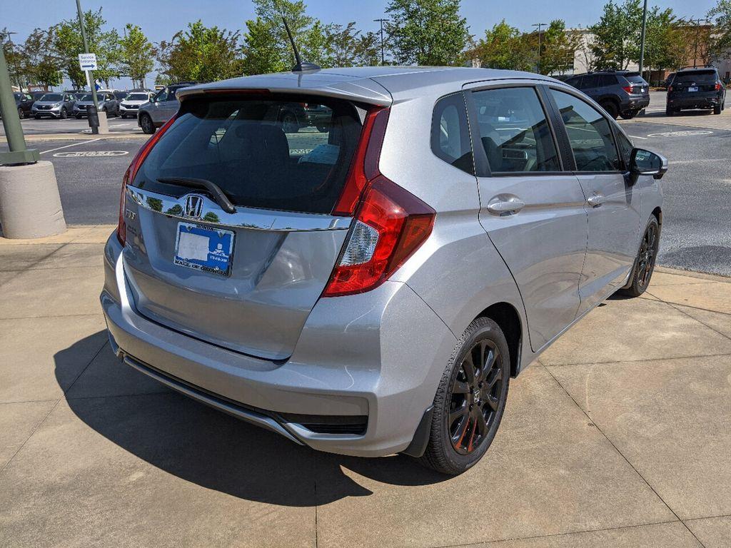 2019 Honda Fit EX CVT - 18837400 - 30