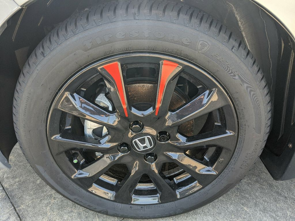 2019 Honda Fit EX CVT - 18837400 - 34