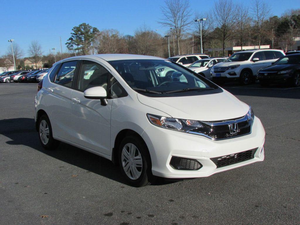 2019 New Honda Fit Lx Cvt At Honda Mall Of Georgia Serving Atlanta Gwinnett Buford Ga Iid 18540844