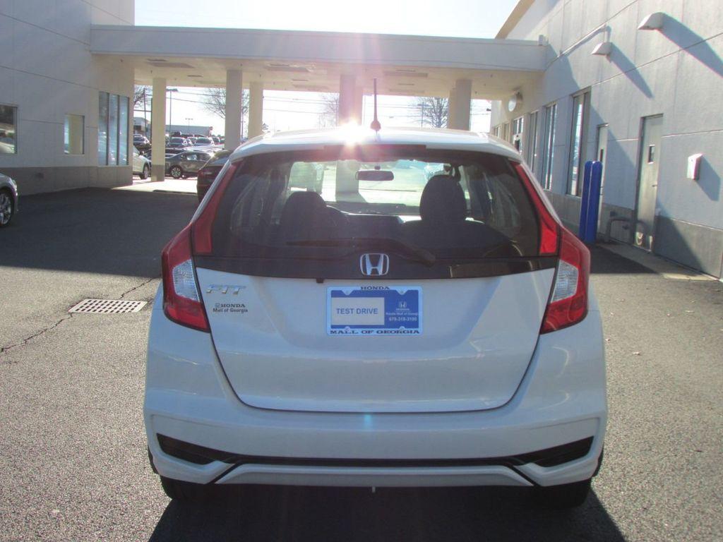 2019 Honda Fit LX CVT - 18540844 - 5