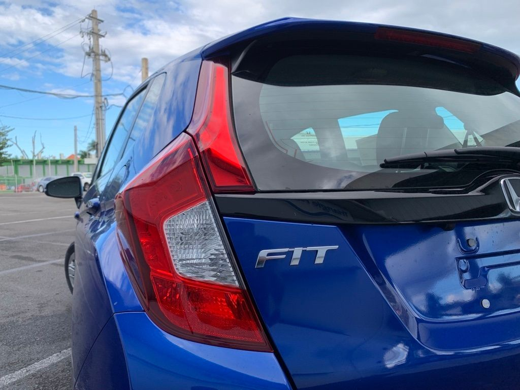 2019 Honda Fit LX CVT - 18573260 - 28