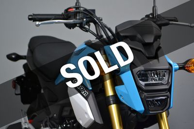 New 2019 Honda Grom In Stock Now!