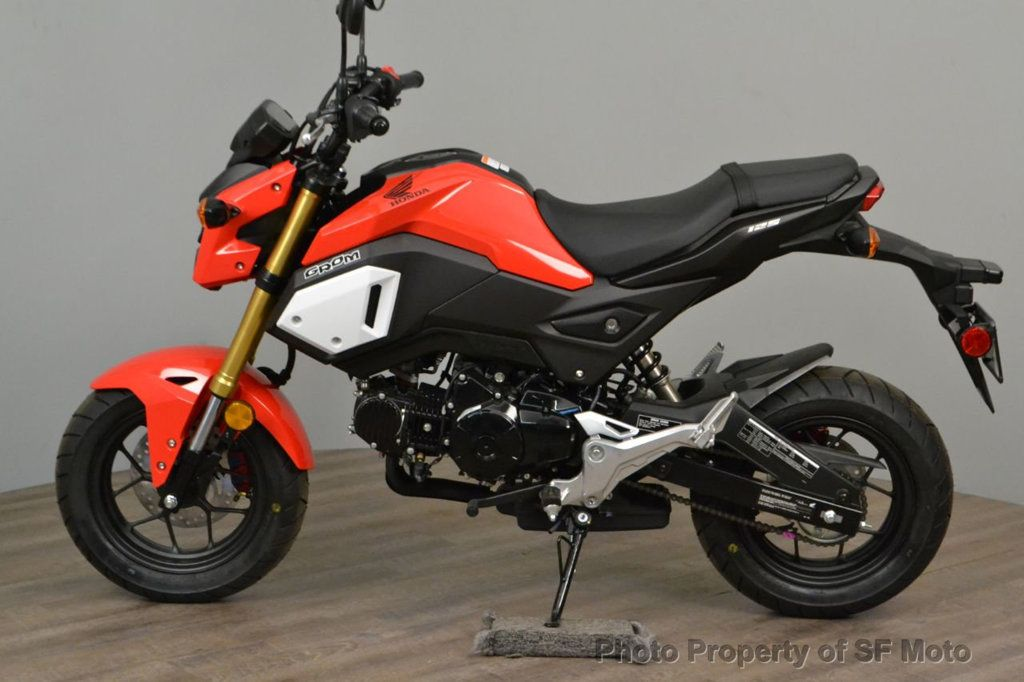 2019 Honda Grom 125 SAVE FOR THE NEXT - 19303279 - 3