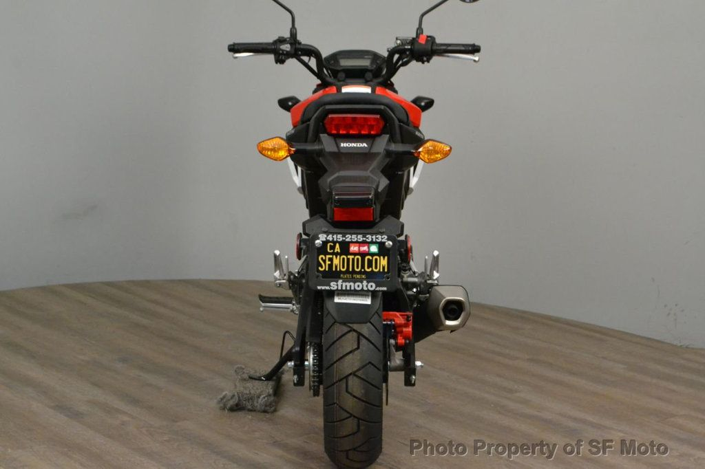 2019 Honda Grom 125 SAVE FOR THE NEXT - 19303279 - 5