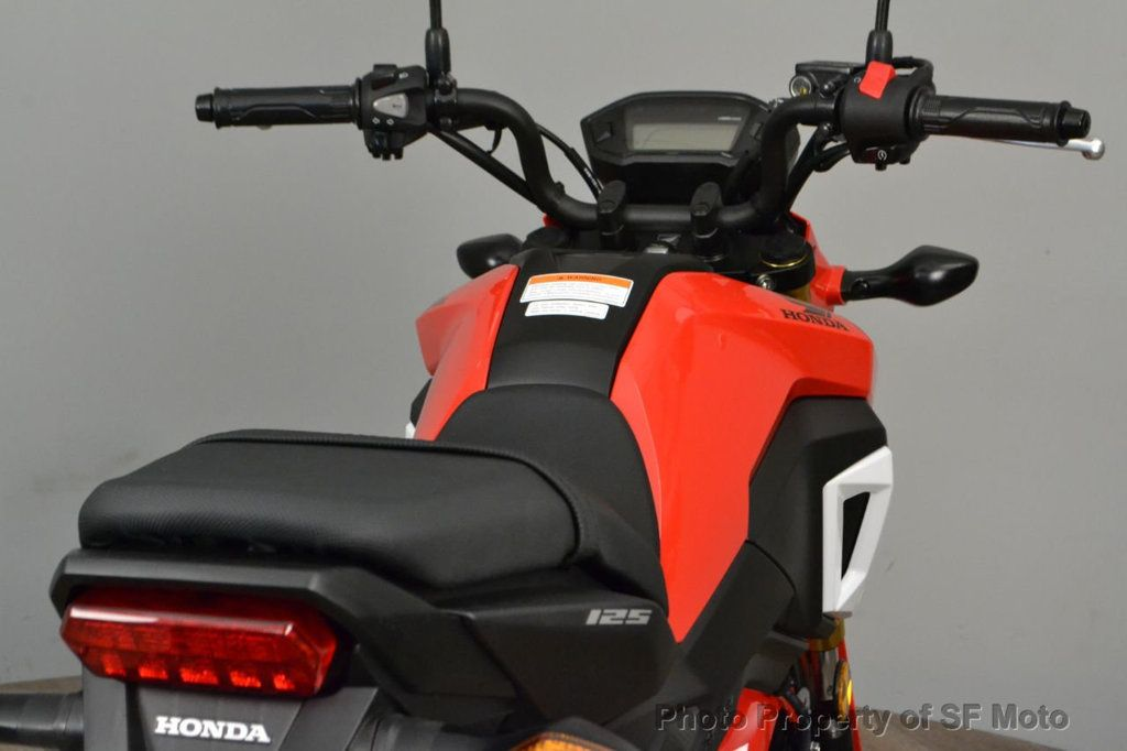 2019 Honda Grom 125 SAVE FOR THE NEXT - 19303279 - 8