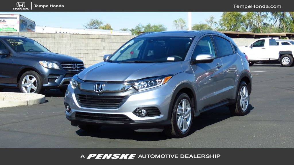 Dealer Video - 2019 Honda HR-V EX-L 2WD CVT - 18576348
