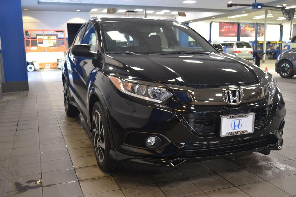 2019 Honda HR-V Sport AWD CVT - 18978509 - 3