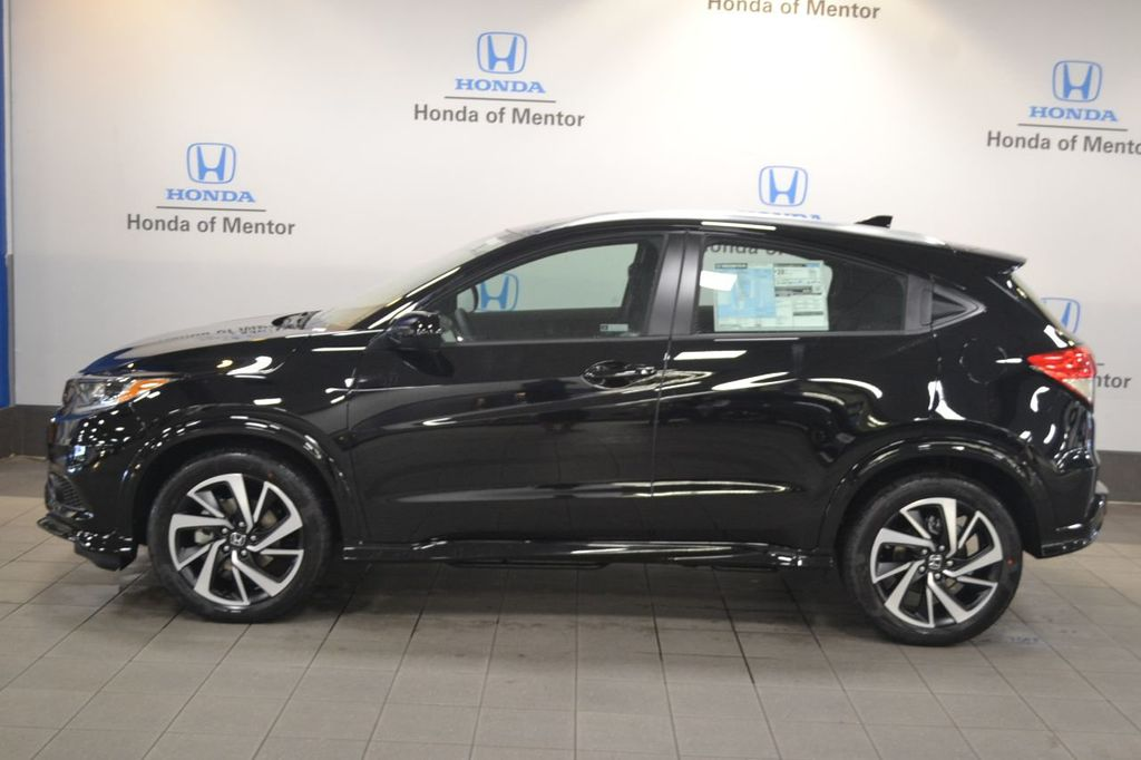 2019 Honda HR-V Sport AWD CVT - 18978509 - 4