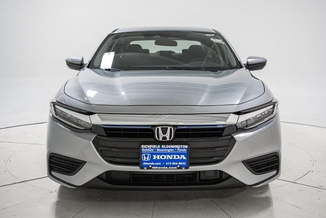 2019 Honda Insight LX CVT - 18311474 - 17