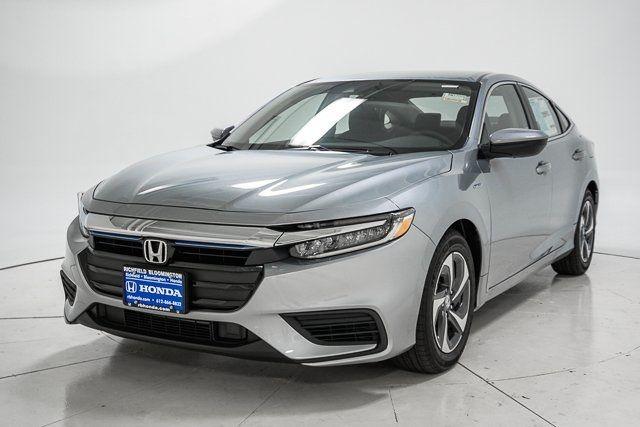 2019 Honda Insight LX CVT - 18311474 - 2