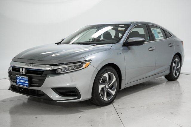 2019 Honda Insight LX CVT - 18311474 - 3