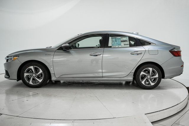 2019 Honda Insight LX CVT - 18311474 - 5