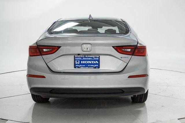 2019 Honda Insight LX CVT - 18311474 - 8