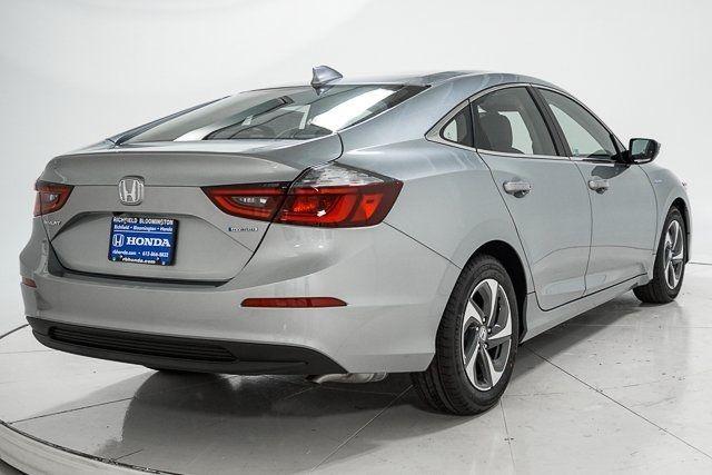 2019 Honda Insight LX CVT - 18340509 - 12