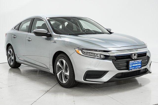 2019 Honda Insight LX CVT - 18340509 - 16
