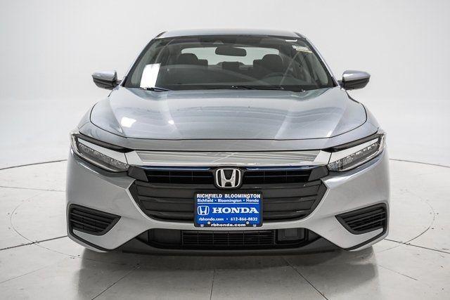 2019 Honda Insight LX CVT - 18340509 - 1