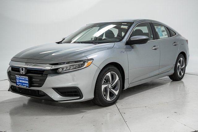 2019 Honda Insight LX CVT - 18340509 - 4