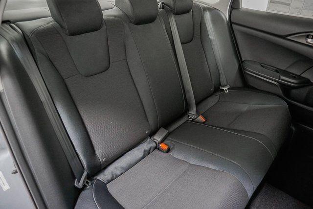 2019 Honda Insight LX CVT - 18340509 - 52