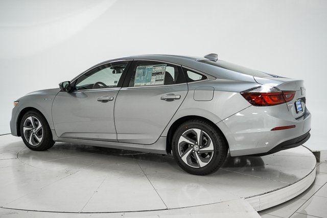 2019 Honda Insight LX CVT - 18340509 - 6