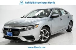 2019 Honda Insight - 19XZE4F1XKE021903