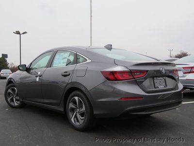 2019 Honda Insight LX CVT - Click to see full-size photo viewer