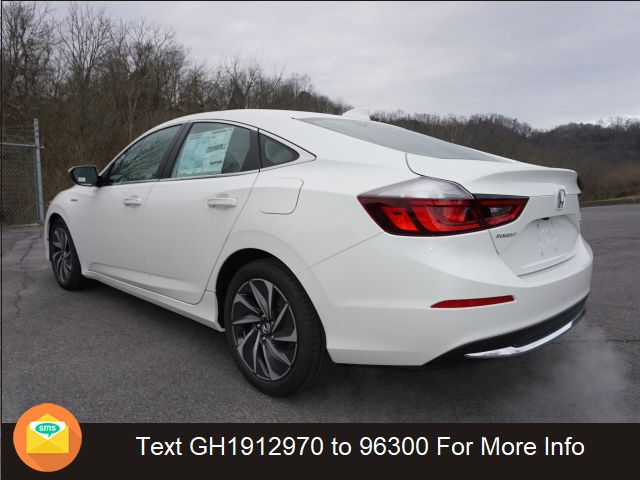 2019 Honda Insight Touring CVT - 18659408 - 3