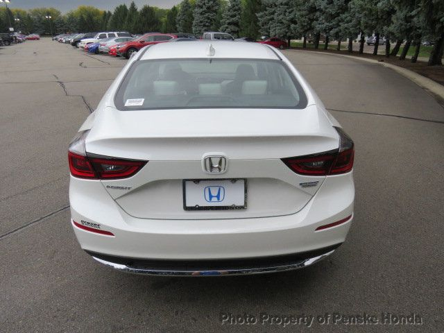 2019 Honda Insight Touring CVT - 18779810 - 4