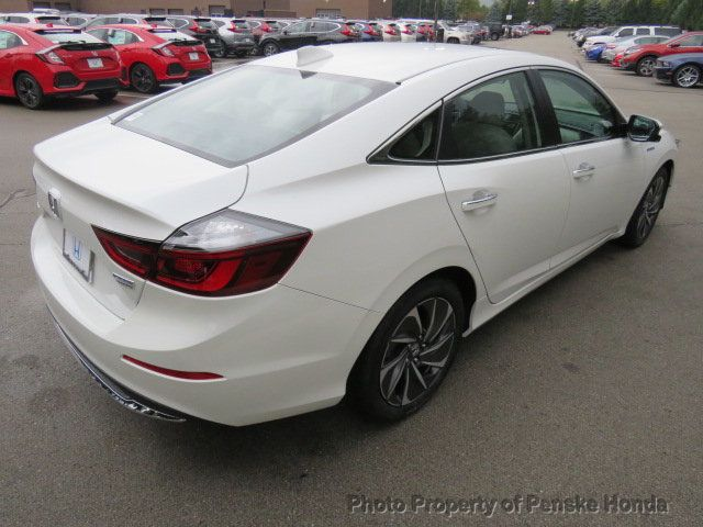 2019 Honda Insight Touring CVT - 18779810 - 5