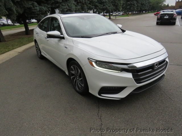 2019 Honda Insight Touring CVT - 18779810 - 7