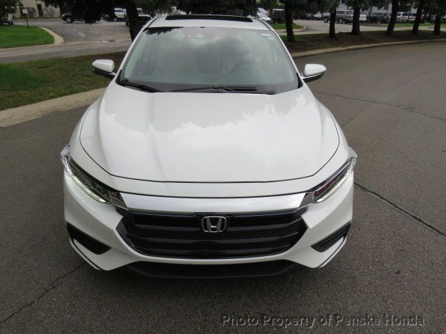 2019 Honda Insight Touring CVT - 18779810 - 8