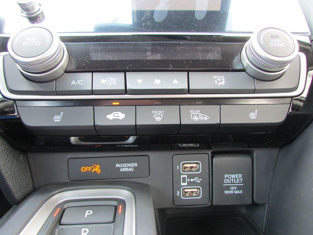 2019 Honda Insight Touring CVT - 18348817 - 28