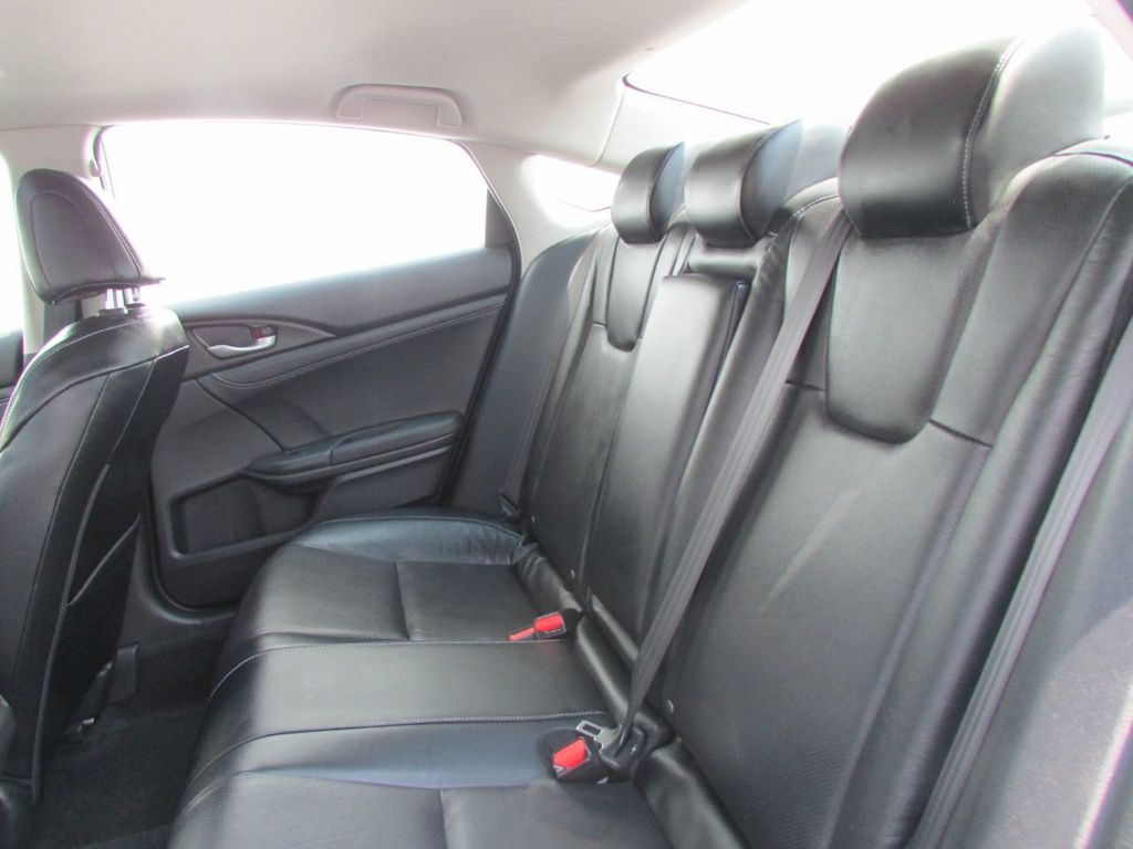 2019 Honda Insight Touring CVT - 18348817 - 45