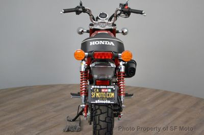 2019 Honda MONKEY ABS  - Click to see full-size photo viewer