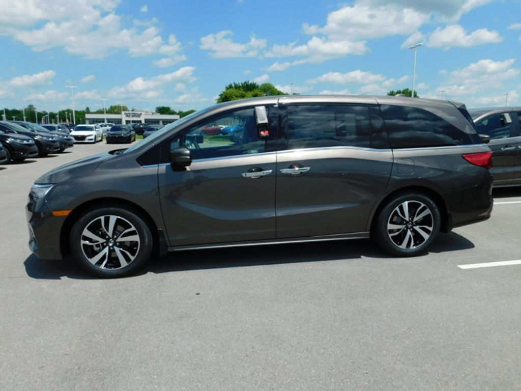 Dealer Video - 2019 Honda Odyssey Elite Automatic - 17665125