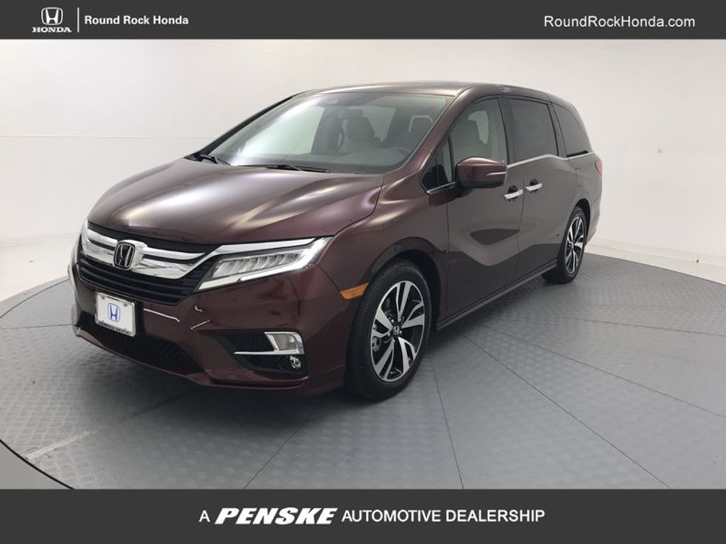 Dealer Video - 2019 Honda Odyssey Elite Automatic - 18178242