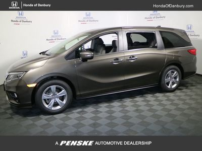 New 2019 Honda Odyssey EX Automatic Van