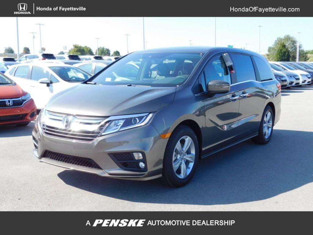 Dealer Video   2019 Honda Odyssey EX L Automatic   18106499