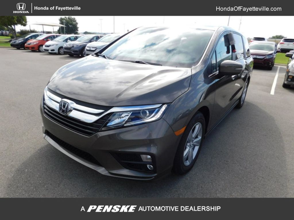 Dealer Video - 2019 Honda Odyssey EX-L w/Navi/RES Automatic - 18092267